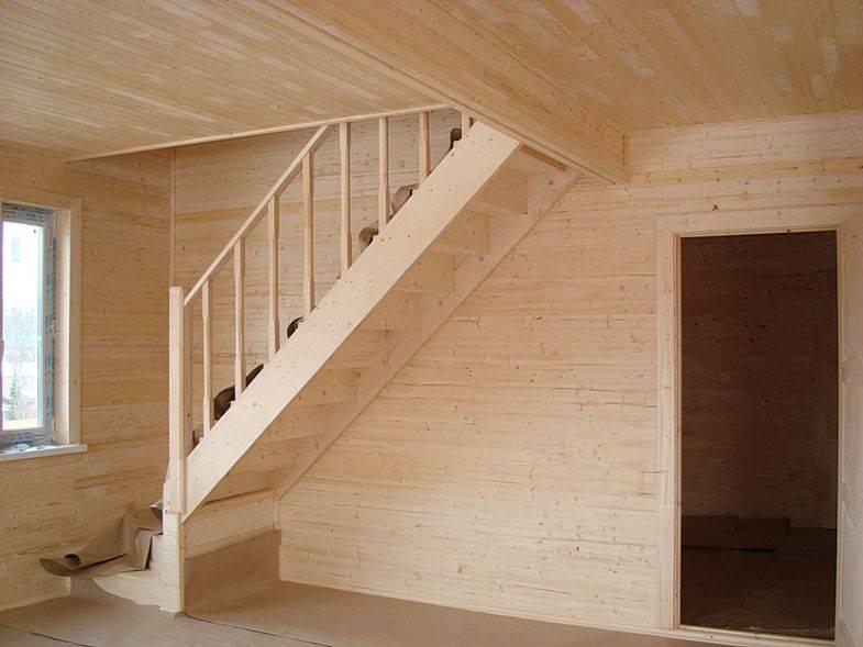 Как подобрать лестницу на мансарду