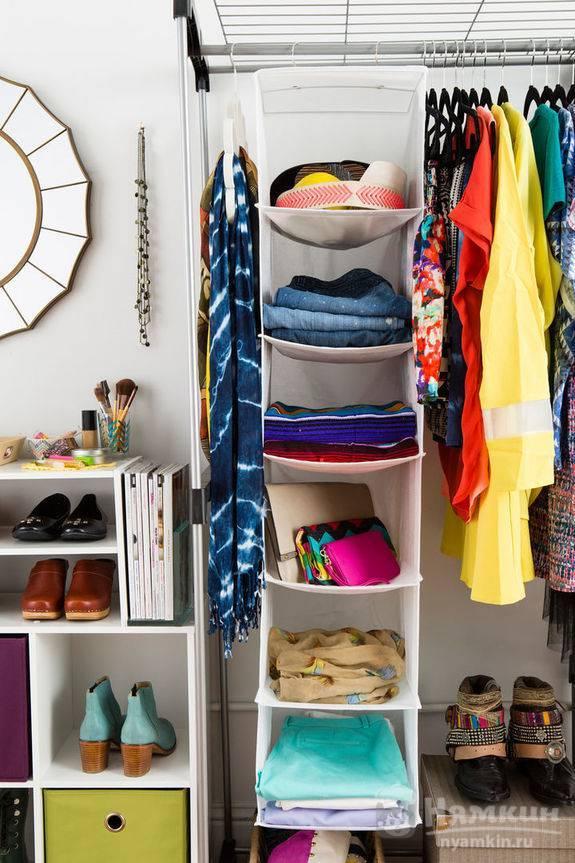 5 полезных советов, как хранить вещи в шкафу: особенности и интересные идеи