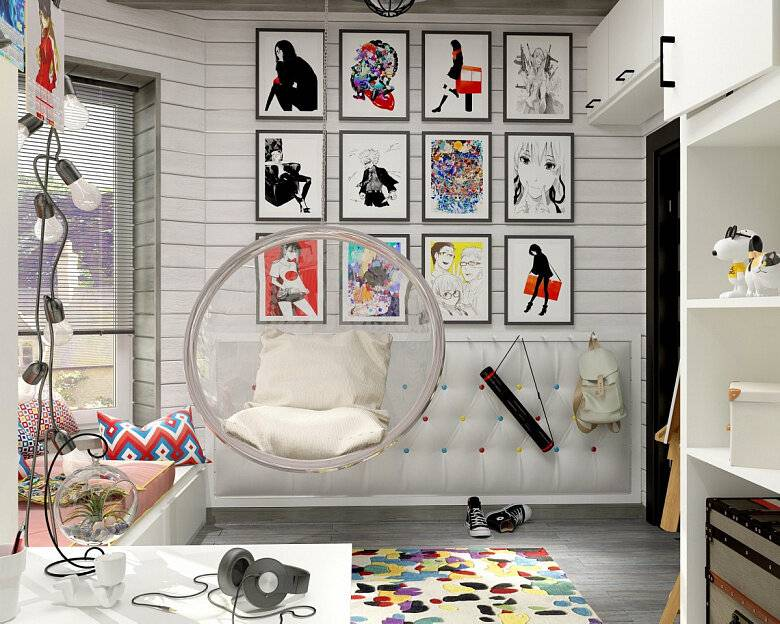 Фотообои для детской комнаты – цветные мотивы и лучшие идеи для оформления стен (80 фото)