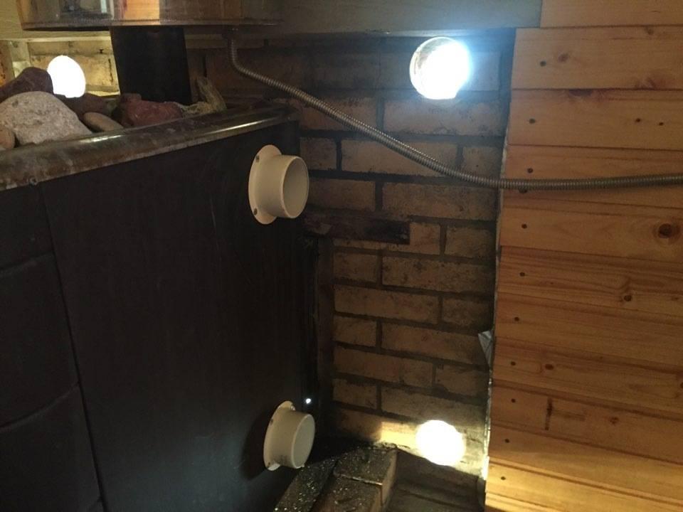 Печь для бани с водяным контуром: двухконтурная, как сделать