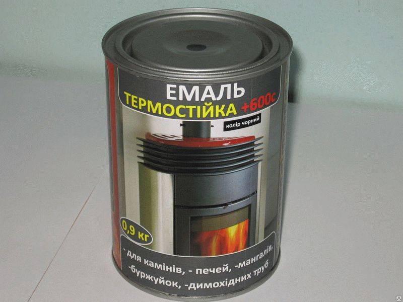 Термостойкая краска по металлу: огнезащитные составы для металлоконструкций и печей, огнеупорная и жаростойкая краска для температур до 1000 градусов