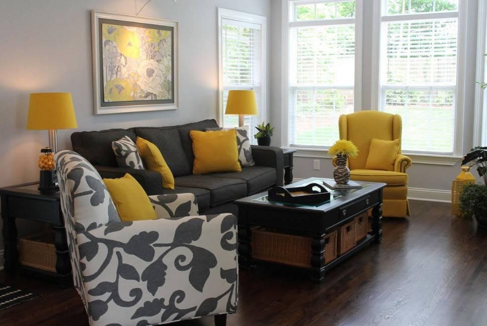 Как правильно выбрать цвет дивана?