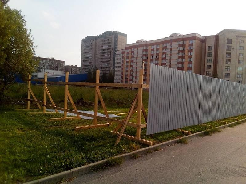 Проекты заборов для загородных домов: фото и чертежи
