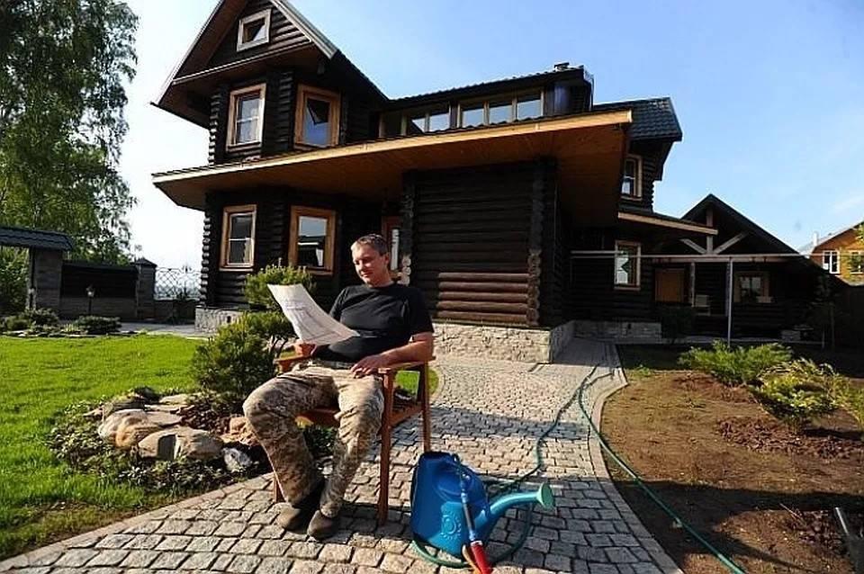 Сколько стоит построить дом на даче?