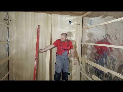 Обшивка парной: как класть, вагонка в бане вертикально или горизонтально, как обшить парилку