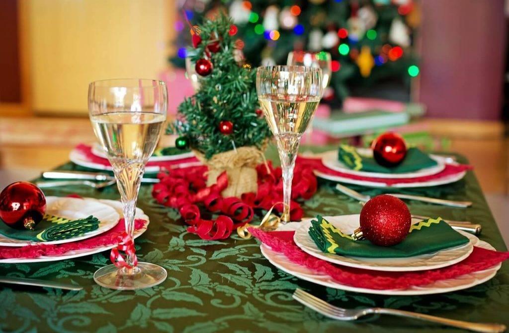 Праздничные блюда на новый год – лучшие рецепты