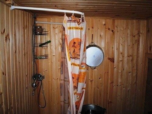 Дачный душ с раздевалкой: чертежи и размеры своими руками