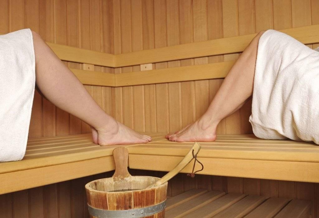 Когда можно в баню после кесарева сечения или мыться в сауне