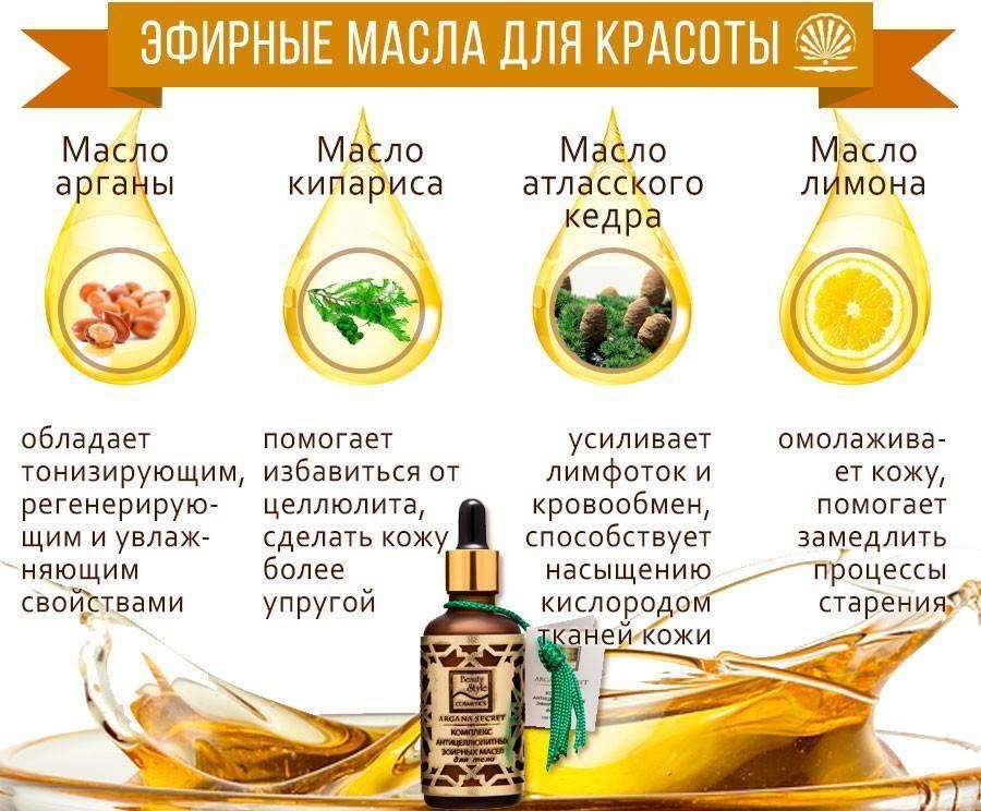 Эфирные масла для бани: свойства и применение
