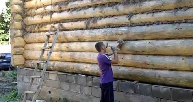 Правильное утепление деревянного дома изнутри - пошаговая инструкция