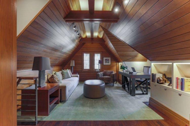 Дизайн второго этажа в частном доме: 100 фото лучших решений