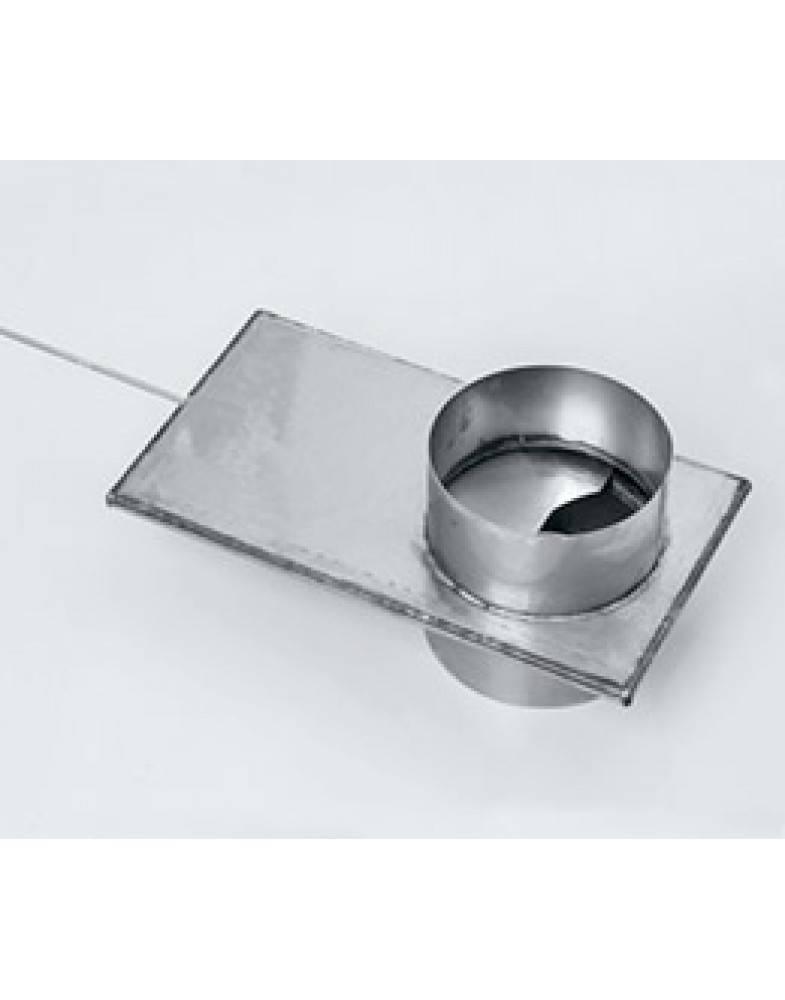 Шибер для дымохода своими руками: как сделать заслонку для трубы - точка j