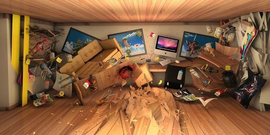 Почему у тебя беспорядок в доме и как его убрать   brodude.ru