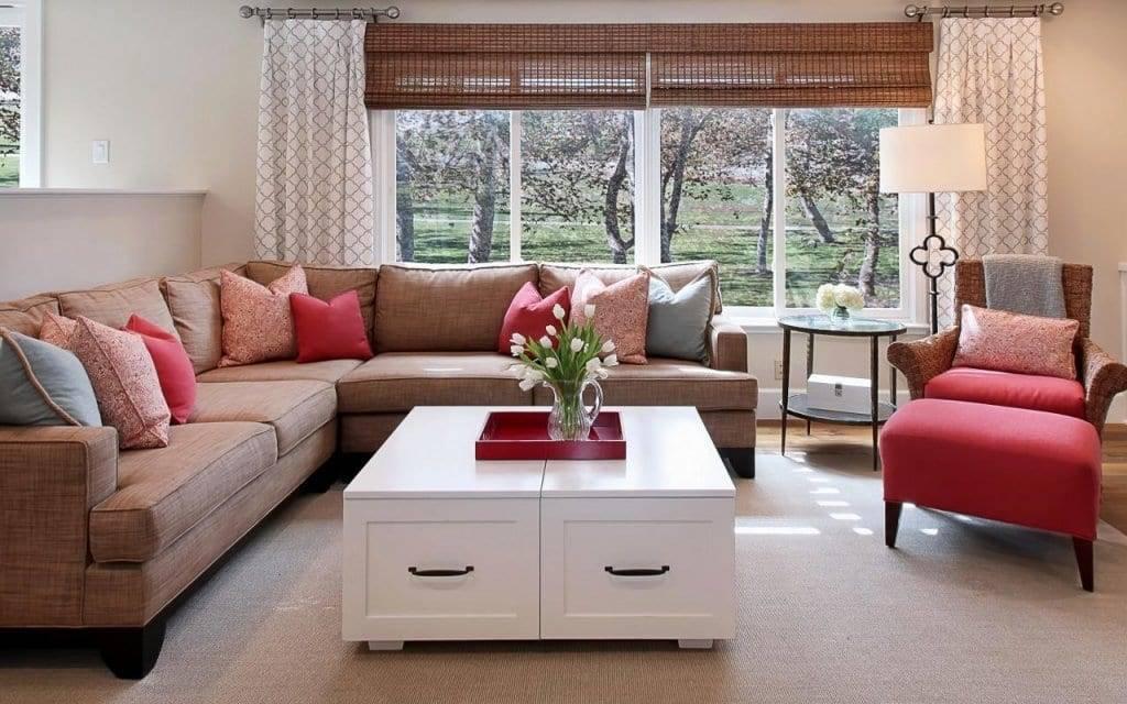 Диван и кресла: варианты комплектов мягкой мебели