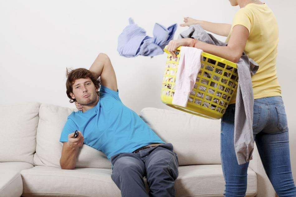 Мотивируем мужа устроиться на работу