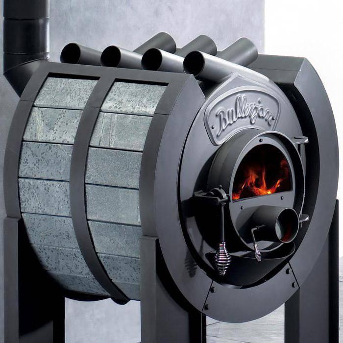 Печь булерьян - виды, для бани и дома, с водяным конутром, принцип работы и устройство, отзывы владельцев