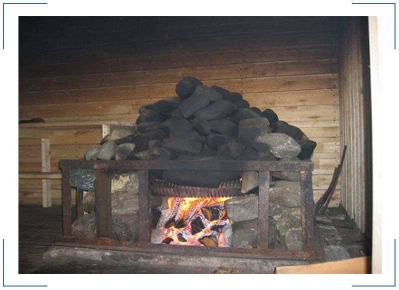 Баня по-черному: печи для изготовления своими руками, проекты, описание, фото, видео