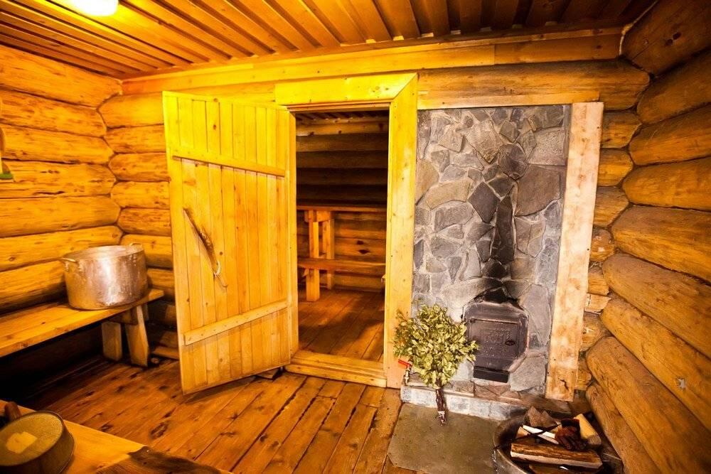 Деревенские бани: проекты, строительство, отделка :: syl.ru