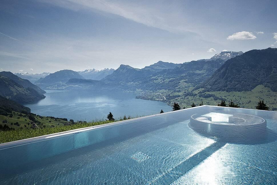 Фото бассейнов: 10 лучших архитектурных решений со всего мира