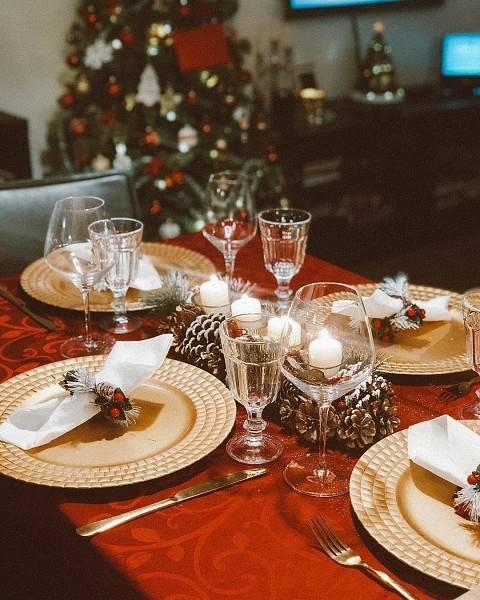 Чем заменить вредные продукты на столе, чтобы не встретить новый год с несварением