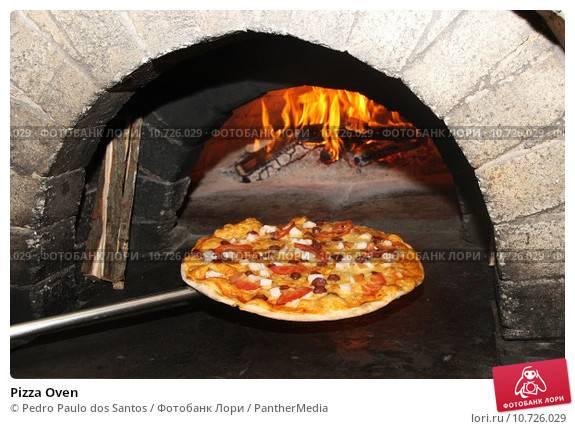Как выбрать печь для производства пиццы