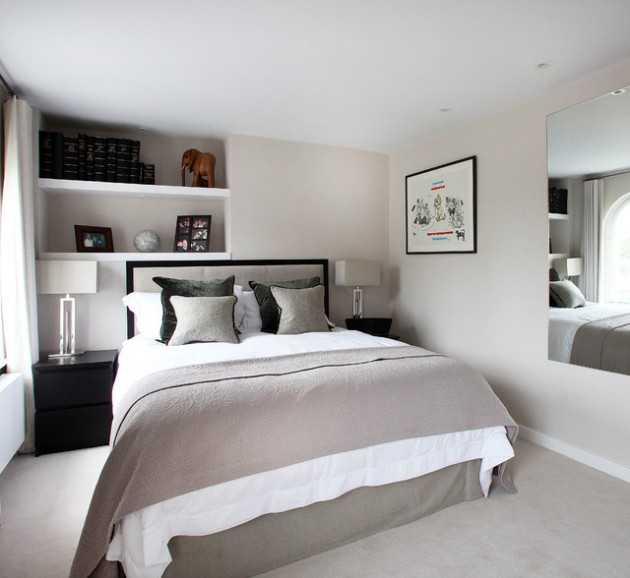 Дизайн маленьких спален