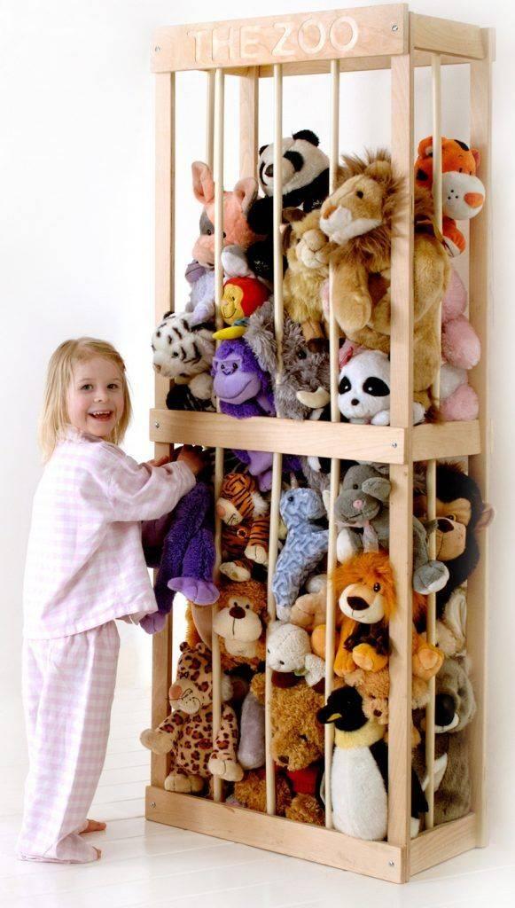 Варианты хранения игрушек в детской комнате: 60+ избранных идей и полезные советы родителям