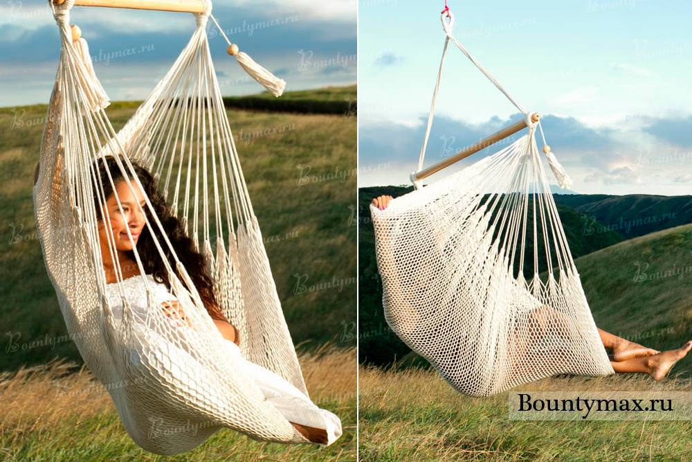 Плетёный гамак макраме из верёвки своими руками: подробная пошаговая инструкция с примерами