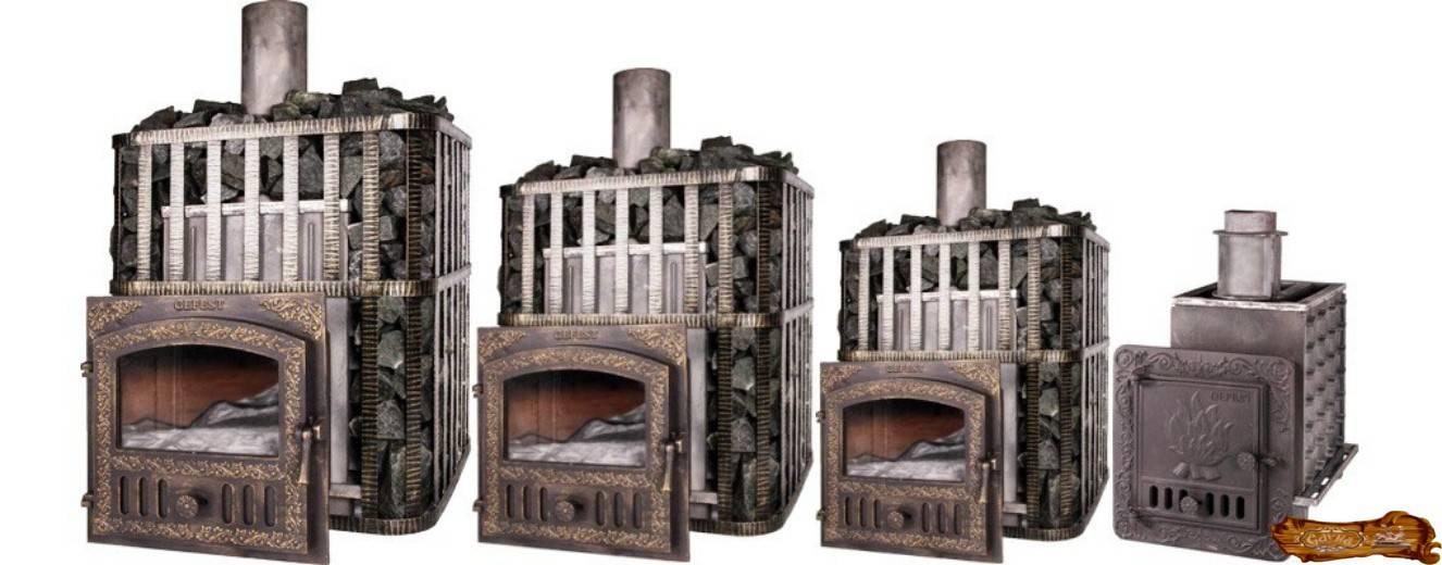 Чугунные печи для дачи — виды, выбор и установка