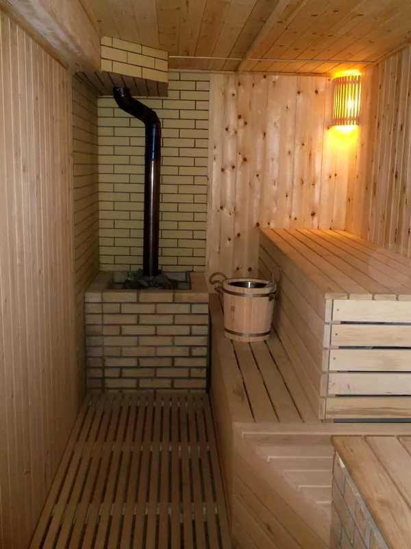 Как сделать своими руками утепление кирпичной бани и парной