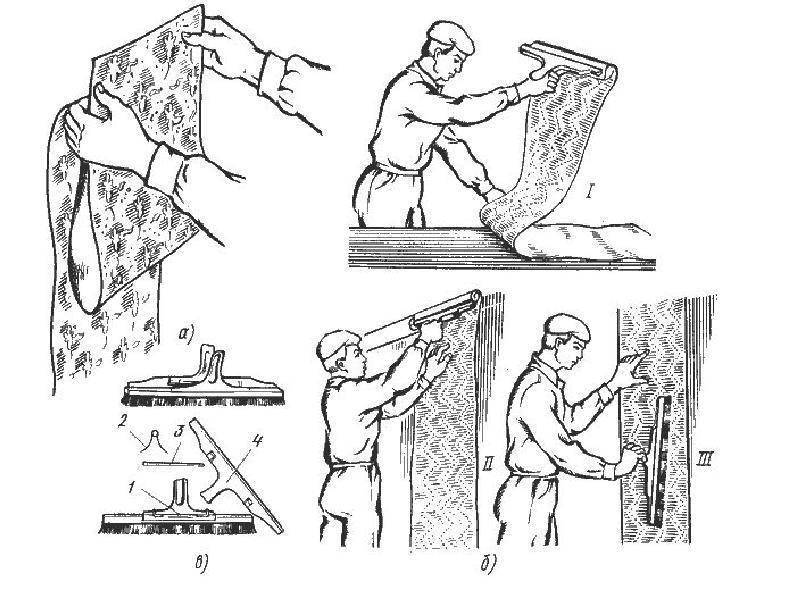 Очистка стен от старых обоев и краски: убираем плесень и старую штукатурку