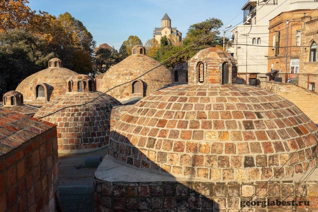 Серные бани в тбилиси – а был ли пушкин?