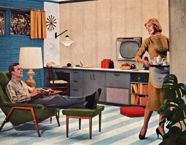 Интерьер в советскую эпоху: интересные факты и принципы дизайна