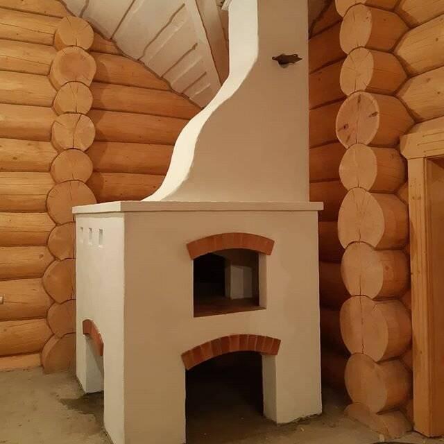 Виды печей из кирпича для дома - выбор подходящей печки и места для нее в доме
