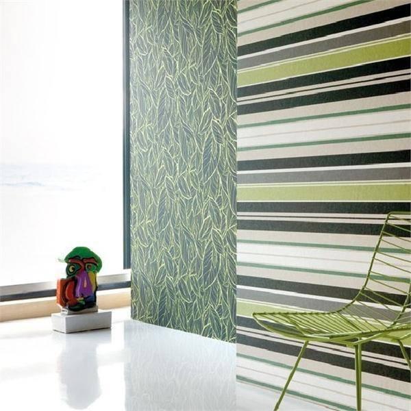 Стены в полоску – 100 идей нескучного полосатого интерьера. фото