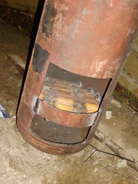 Печь бубафоня из газового баллона длительного горения: печка котел с водяной рубашкой, как сделать