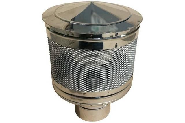 Чем изолировать металлическую трубу дымохода в бане от потолка