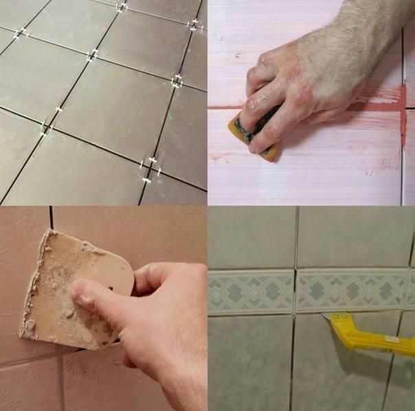 Как подобрать затирку для плитки по цвету и составу: советы специалистов