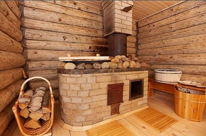 Баня русская на дровах – правила строительства и проектирования