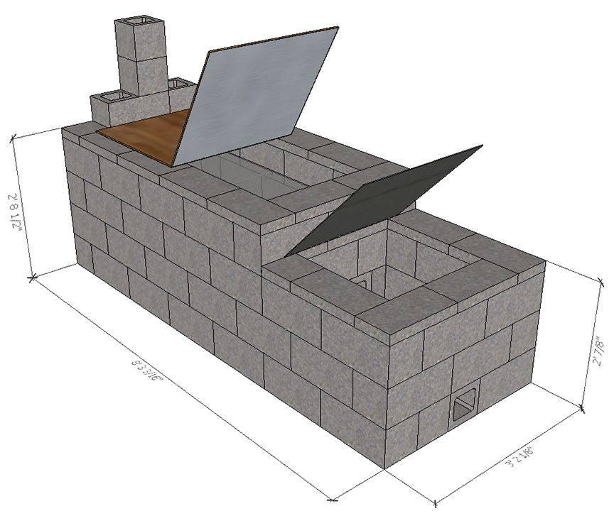 Баня из шлакоблоков: плюсы и минусы, характеристики шлакоблока