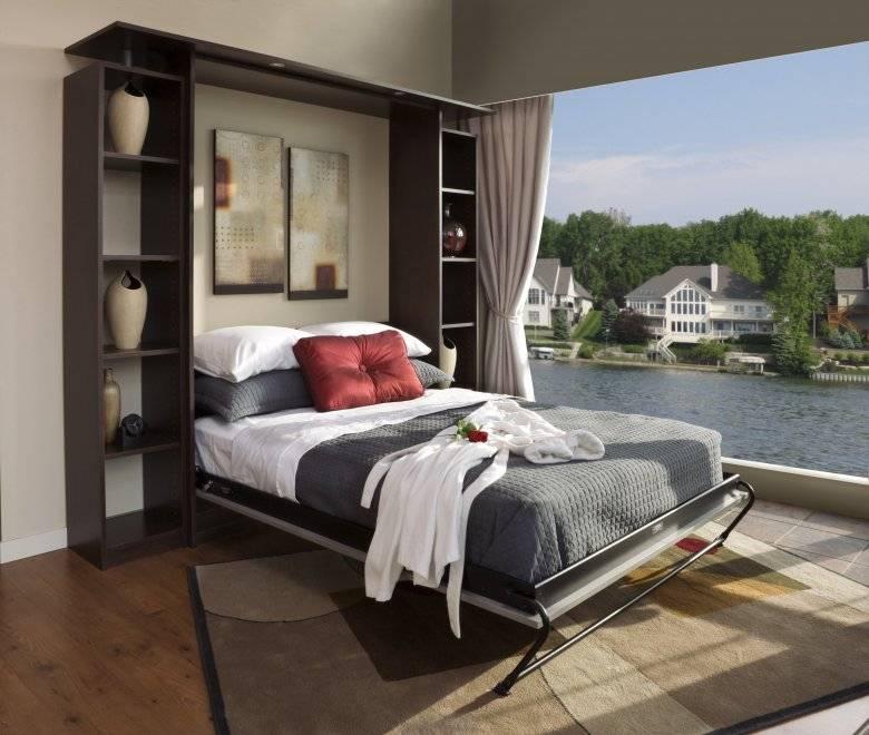 Односпальная кровать (78 фото): белая одноместная кровать с матрасом в спальню