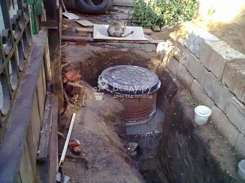 Как правильно сделать слив воды из бани – варианты водоотвода