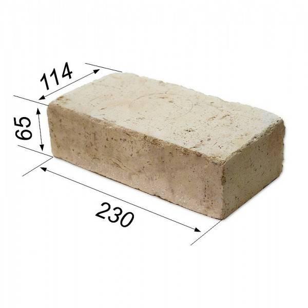 Кирпич для печей и каминов: какой нужен и как выбрать, размеры, виды