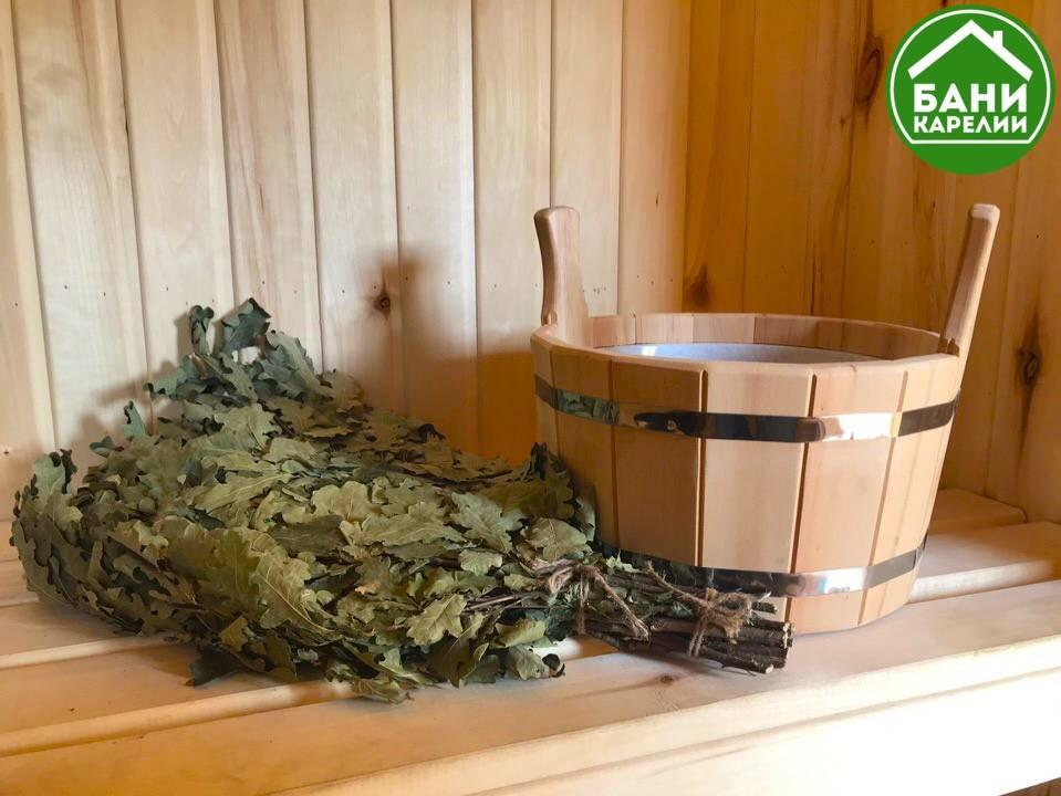 Как правильно запарить веник для бани, чтобы получить максимальную пользу