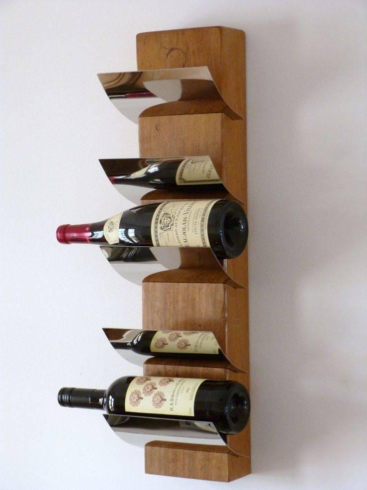Полки для вина своими руками: идеальное хранилище для солнечного напитка