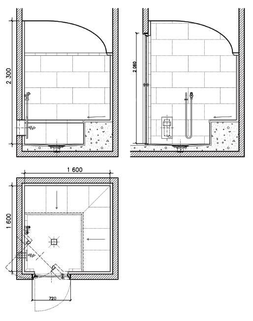 Строительство хамам – поэтапная инструкция по монтажу