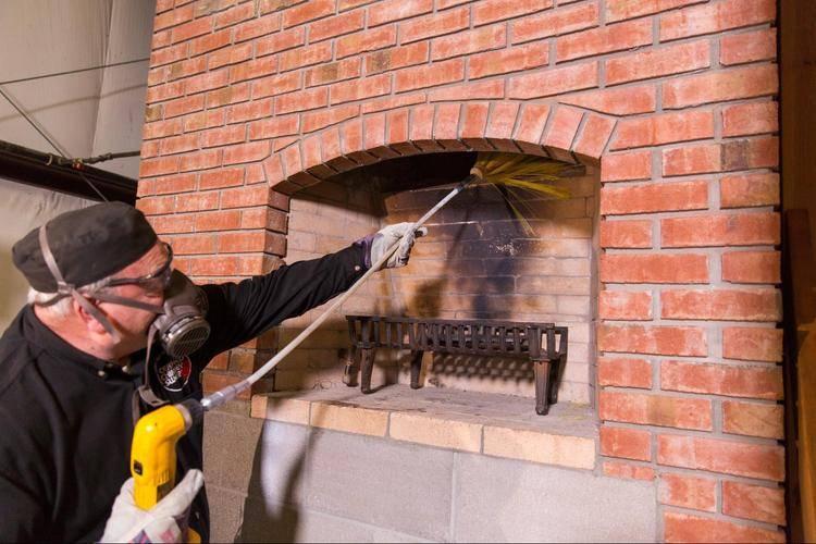 Чистка дымохода от сажи: 2 проверенных способа удалить сажу в дымоходе своими руками