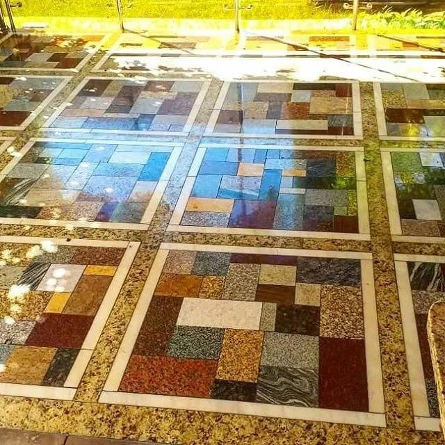 Бетонно-мозаичные полы: виды, особенности и устройство мозаичных бетонных полов