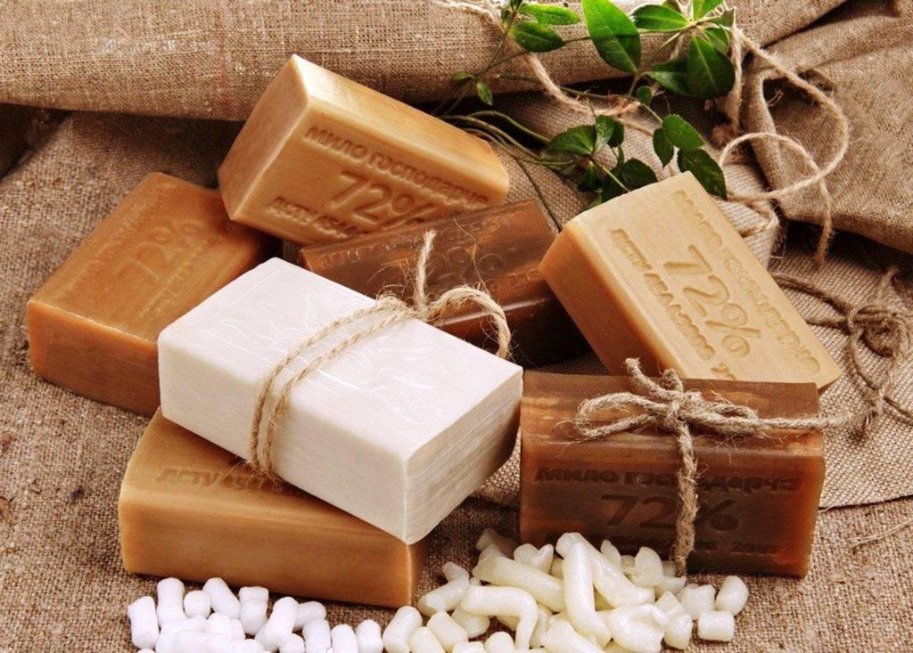 Более 30 способов применения обычного хозяйственного мыла