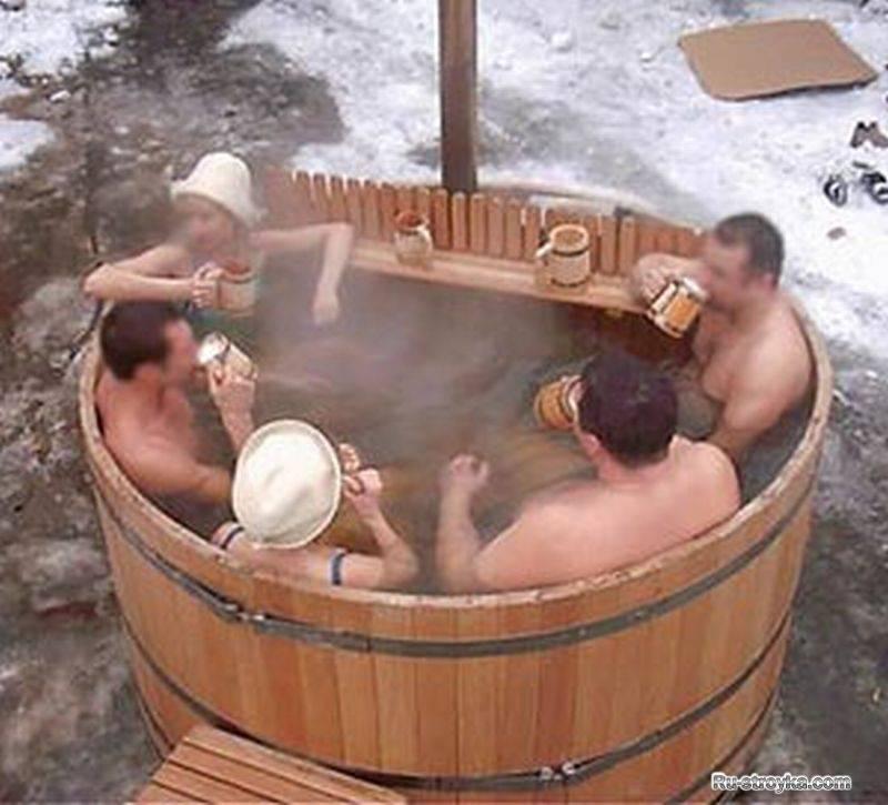 Японские бани - как устроены фурако, офуро и сэнто